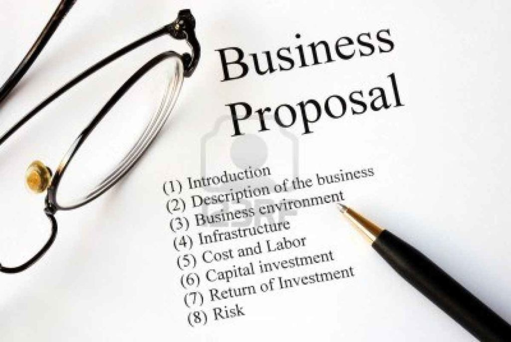 How to Write a Proposal in Nigeria