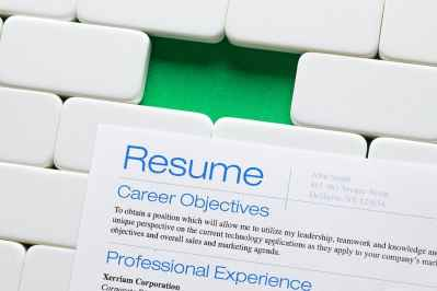 Things You Should Avoid Including in Your Resume